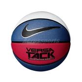 Nike 籃球 Versa Tack 8P 藍 紅 白 標準7號球 室內外 PU材質 耐磨【PUMP306】 NKI0146-307