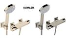 【 麗室衛浴】美國KOHLER活動促銷 Parallel 定溫淋浴龍頭 法蘭金K-23522T-9-AF / 霧鎳-BN
