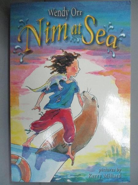 【書寶二手書T7/原文小說_CLI】Nim at Sea_Wendy Orr