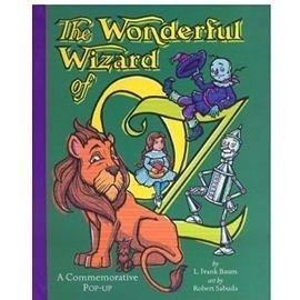 【麥克書店】WONDERFUL WIZARD OF Q Z 立體書《收藏經典故事》(綠野仙蹤)