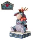 【正版授權】Enesco 屹耳 聖誕裝塑像 公仔 精品雕塑 塑像 聖誕節 小熊維尼 迪士尼 Disney - 138463