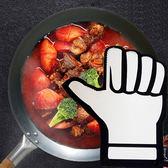 金德恩 台灣製造 無塗層精鐵大炒鍋36cm +【iSmart】台灣SGS檢驗耐熱260℃ 點讚隔熱手套