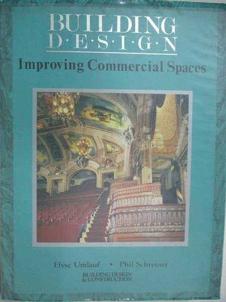 【書寶二手書T5/設計_DOT】Building Design-Improving Commerical Spaces