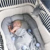 北歐風兒童鱷魚抱枕 寶寶床圍 安撫枕 嬰兒床圍欄  ZL01302好娃娃
