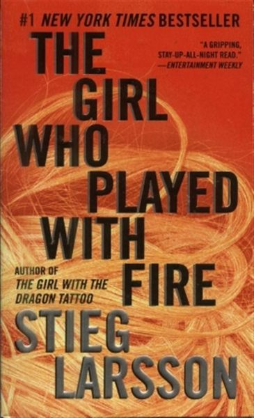 (二手書)Girl Who Played with Fire  (Millennium Trilogy Series #2)