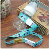 嬰兒玩具牙膠綁帶寶寶推車安撫奶嘴防掉錬防掉帶餐椅奶瓶水壺掛繩·Ifashion