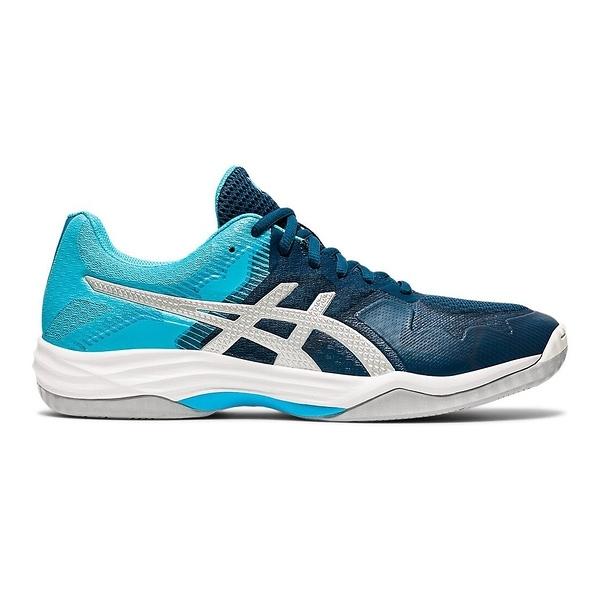 Asics Gel-tactic 2 [1071A031-401] 男鞋 羽球 排球 透氣 輕量 彈性 緩衝 亞瑟士 藍