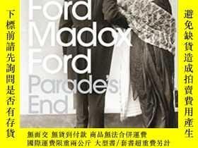 二手書博民逛書店Parade s罕見End-行進的目的Y436638 Ford Madox Ford Penguin Clas