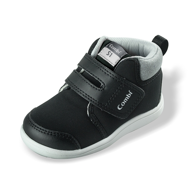 康貝 Combi NICEWALK 醫學級成長機能鞋-黑