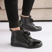 夏季防滑雨鞋男潮韓版成人雨靴春秋款時尚水鞋男低筒短筒套鞋膠鞋
