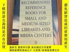 二手書博民逛書店Recommended罕見Reference Books for