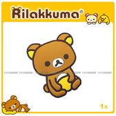 【愛車族購物網】拉拉熊 / 懶熊 / Rilakkum懶懶熊牌框螺絲裝飾套