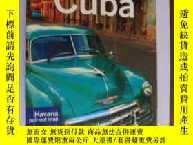 二手書博民逛書店Cuba罕見(Lonely planet) 《英語原版孤星系列-