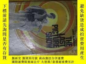 二手書博民逛書店The罕見LAST PICTURE SHOWY179933 出版