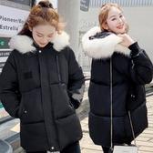 羽絨服 羽絨棉服女2019新款爆款東大門棉襖冬季外套女韓版寬鬆面包服學生 小宅女