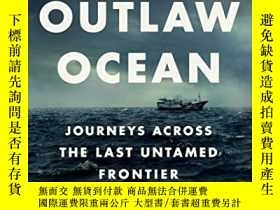 二手書博民逛書店The罕見Outlaw OceanY256260 Ian Urbina Knopf 出版2019