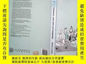 二手書博民逛書店FRONT罕見OFFICE PROCEDURES SPCIAI