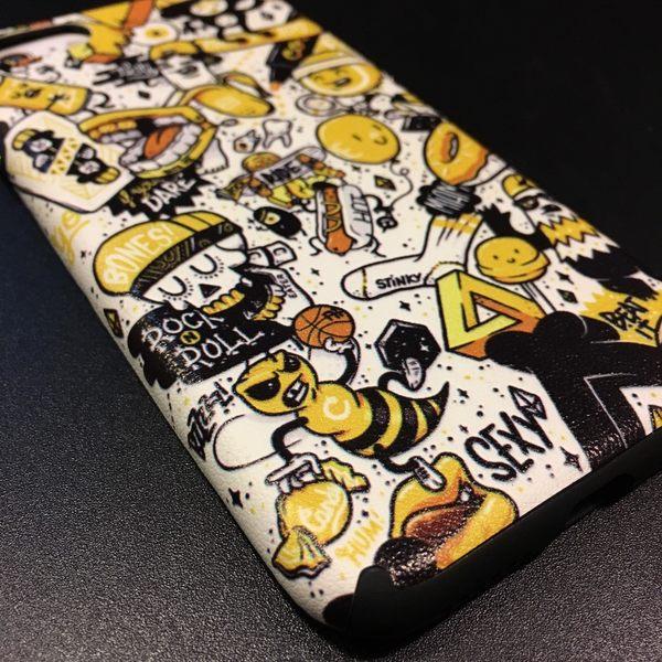 【均一價180元殼】iPhone 7 / 7plus 手機殼 極酷系列 防摔軟殼 手機彩繪套 保護殼 造型