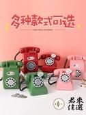 塑膠電話機存錢罐創意儲蓄罐儲錢兒童禮物存錢筒【君來佳選】