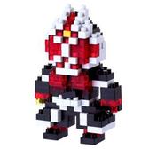 【日本 Kawada 河田】Nanoblock 迷你積木 假面超人/火焰型態 NBTN-010