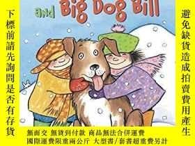 二手書博民逛書店Jack罕見and Jill and Big Dog Bill: A Phonics Reader (Step I