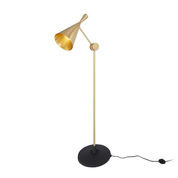 英國 Tom Dixon Beat Brass Light Series Floor Lamp 銅澤 立燈