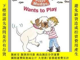 二手書博民逛書店Puppy罕見Mudge Wants to PlayY362136 Photograph courte...