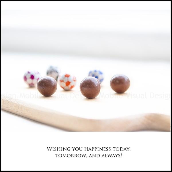 創意糖果梅森瓶圖案封口袋足球巧克力3顆入 生日分享 二次進場 巧克力 懷舊糖果 哈哈球