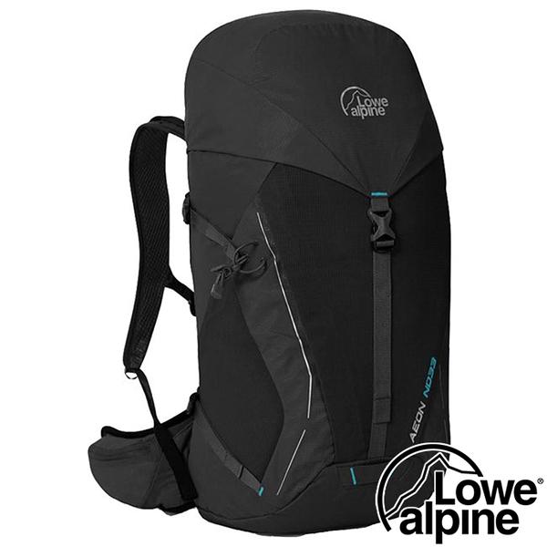 【英國 LOWE ALPINE】Aeon ND33 輕量透氣健行 背包 33L『煤碳黑』FTE-69 登山.戶外.登山包.後背包