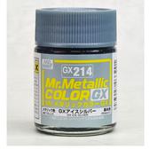 GSI 郡氏 MR.COLOR 組裝模型工具 GX214 GX金屬冰銀色 硝基漆 油性顏料 TOYeGO 玩具e哥