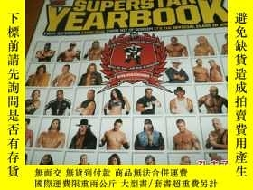 二手書博民逛書店RAW-罕見SUPERSTAR YEARBOOK-2008---