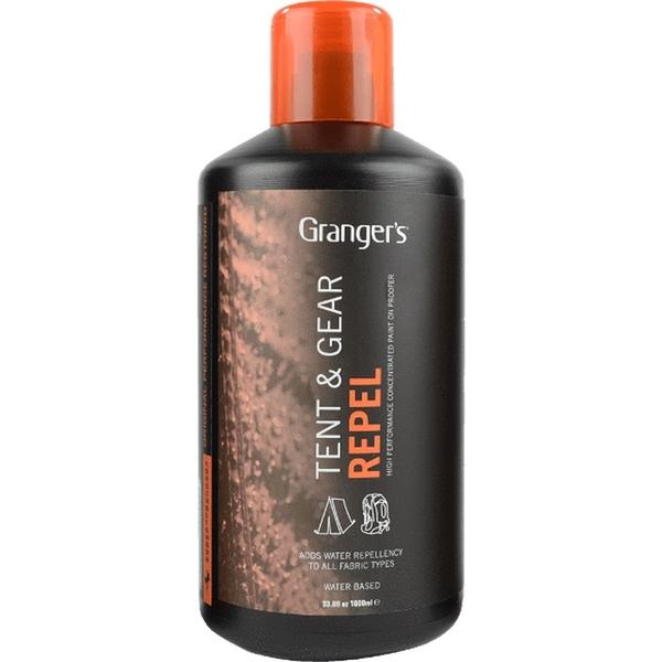 Grangers 英國 帳篷&裝備清抗水劑1000ML GRF118 清潔 清洗 保養 防潑水 Tent Gear Repel【易遨遊】