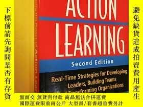 二手書博民逛書店Optimizing罕見the Power of Action Learning: Real-Time Strat