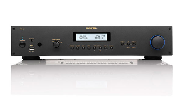 ROTEL 綜合擴大機 RA12 S/B INTEGRATED AMPLIFIER 60W*2