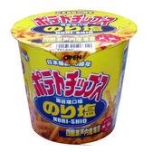 湖池屋洋芋條-海苔鹽64g【愛買】