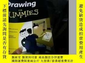 二手書博民逛書店Drawing罕見For DummiesY15389