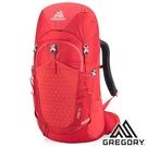 【美國 GREGORY】JADE登山背包 38L-XS/S『1710 罌粟紅』G111574 登山|休閒|旅遊|戶外|後背包