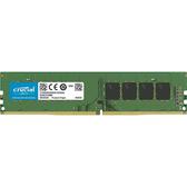 Micron 美光 Crucial 8G 8GB DDR4-2666 NB 記憶體(限9代以上intel CPU) CT8G4SFS6266