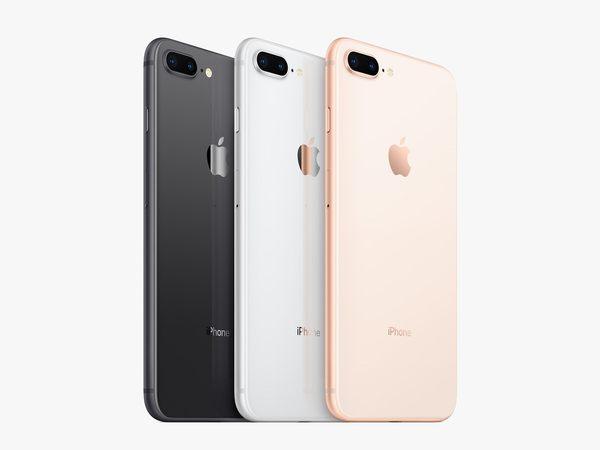 分期0利率  Apple iPhone 8 plus 64GB 5.5吋 智慧型手機『贈NILLKIN魔碟3皮革紋無線充電板*1 』
