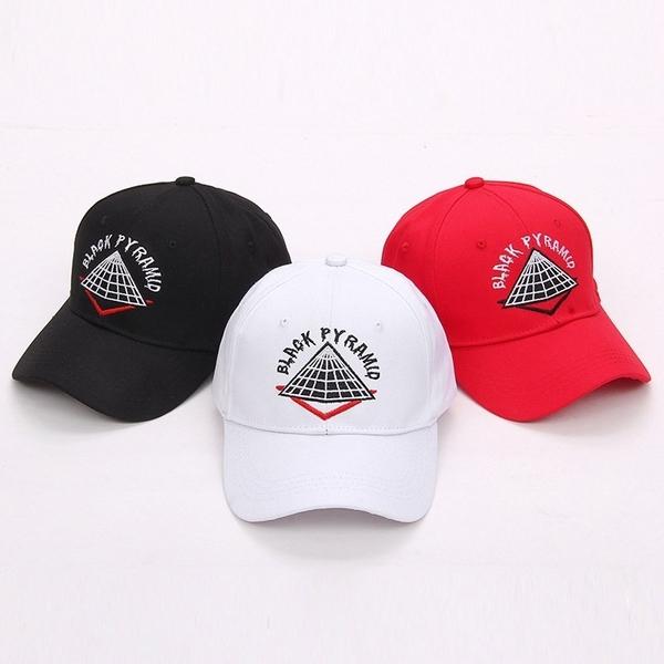 FIND 韓國品牌棒球帽 男女情侶 時尚街頭潮流 black pyramid字母