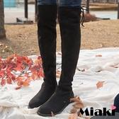 過膝靴.秋冬必備保暖時尚長靴