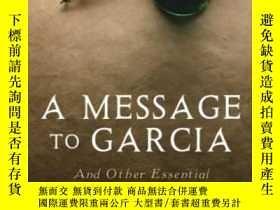 二手書博民逛書店A罕見Message To GarciaY255174 Elbe