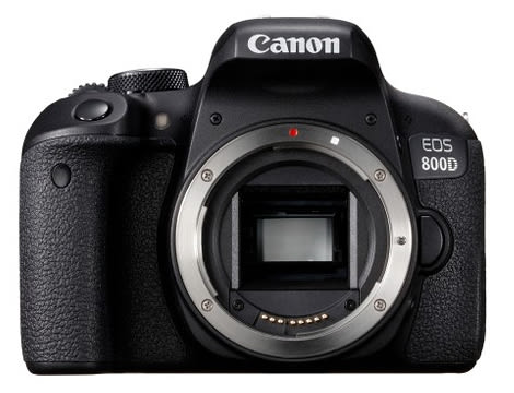 Canon EOS 800D Body〔單機身〕平行輸入