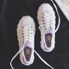 帆布鞋女復古港味新款韓版學生板鞋ins百搭爆款小白鞋潮 夏季狂歡