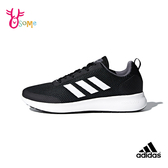 adidas CF ELEMENT RACE 成人男女款 運動鞋慢跑鞋 情侶 R9334#黑色◆OSOME奧森鞋業