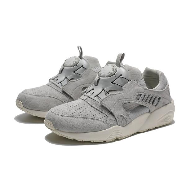 PUMA DISC BLAZE MONO 麂皮 轉盤鞋帶系統 蜂巢氣墊 慢跑鞋 男 (布魯克林) 2019/05月 36268403