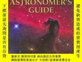 二手書博民逛書店The罕見Backyard Astronomer s GuideY364682 Terence Dickins