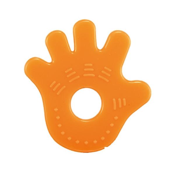 小獅王Simba 柑橘香矽膠固齒器-手 S1631-B (實體簽約店面) 專品藥局【2006520】