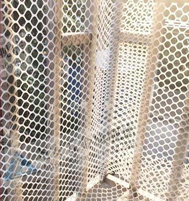 塑料安全防護網 兒童防護網養殖網陽臺樓梯圍欄網隔離防漏網平網