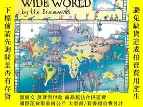 二手書博民逛書店The罕見Most Fantastic Atlas Of The Whole Wide World By The